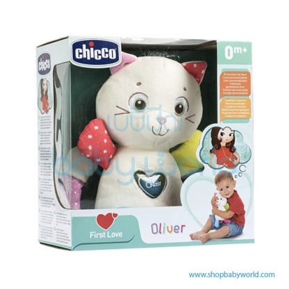 Chicco Oliver The Cuddly Cat 07940000000(1)