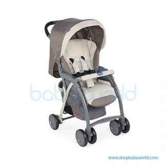 Chicco Simplicity Top Stroller 0079481640000