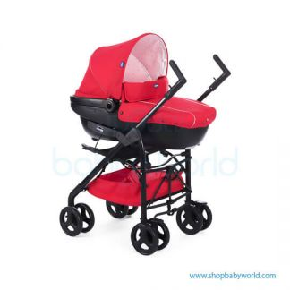 Chicco Juvenile Trio Sprint Red Passion 7079366640000(1)