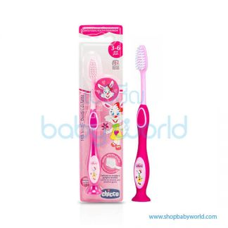 Chicco Toothbrush 3-6Y Blue 09079200000(12)