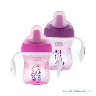 Chicco TRAINING CUP 6M+ GIRL(6)