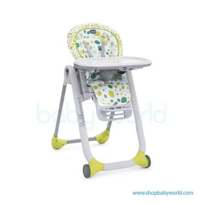 Chicco Chairs Polly Progres5 Kiwi 07079336360000(1)
