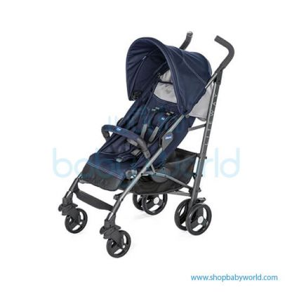 Chicco Lite Way 3 Top With Bumper Bar 5079597390000(1)