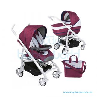 Chicco Juvenile Duo Love Up Red Plum 05079821230000(1)
