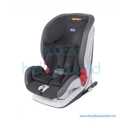 Chicco Car Seat Youniverse Fix Jet Black 08079207510000