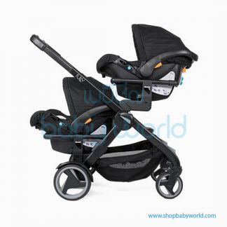 Chicco FULLY TWIN STROLLER TWIN STONE(1)