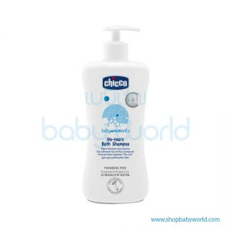 Chicco No-Tears Bath Shampoo 500ml Pack 2 02842100000(6)