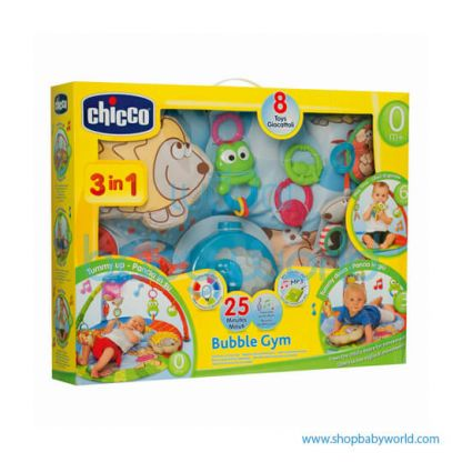 Chicco Bubble Gym Electronical 69028000000