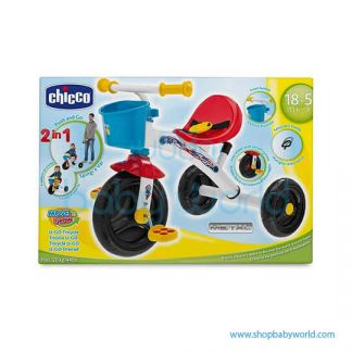 Chicco Trike U-go with push mama 07412000000