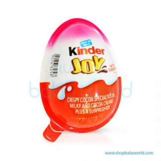 Kinder Joy T1 480g Girl 2DB(24)