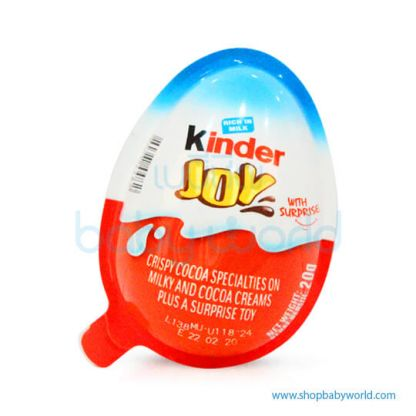 Kinder Joy T1 480g boy 2DB(24)