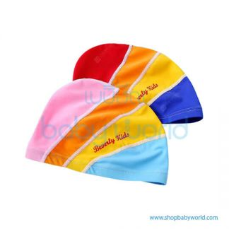 Beverly Kids Swim Cap (Long Hair)