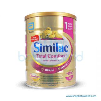 Similac Total Comfort (1) 820g (12) (UC)