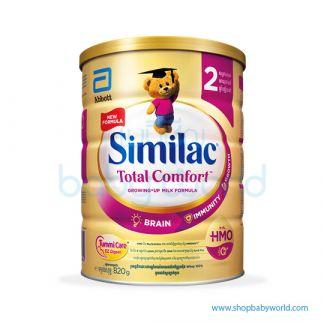 Similac Total Comfort (2) 2y+ 820g (12)