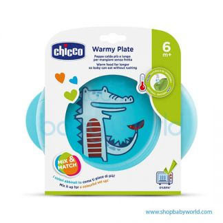 Chicco WARMY PLATE 6M+ BOY 00016000200000( 4)
