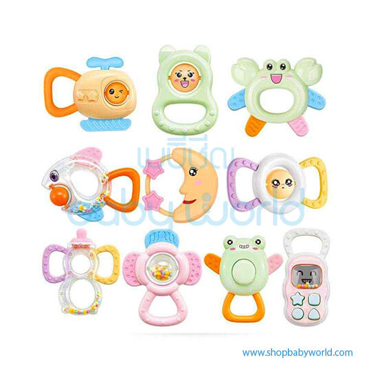 Youleen baby bell Rattles 866-10(1)