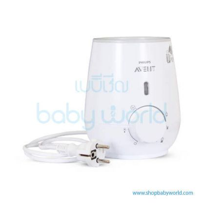 Philips AVENT: Electric Bottle and Food Warmer(2YsWty), SCF355/00(4)