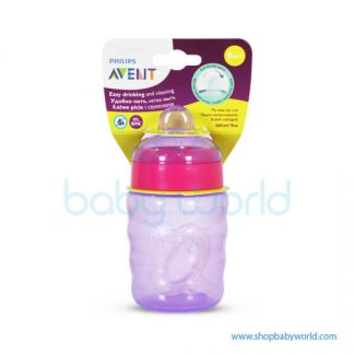 Philips AVENT: Classic Spout Cup 9oz Single 12 M+, SCF553/00(6)