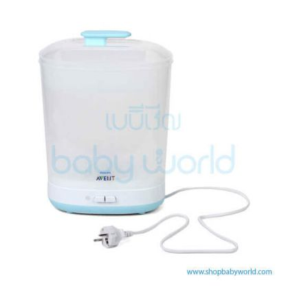 Philips AVENT: Electric Steam Steriliser 2-in-1 (2Ys Wty), SCF922/03(4)