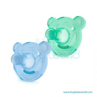 Philips AVENT: Freeflow Twin Soother 3M, SCF222/23(12)