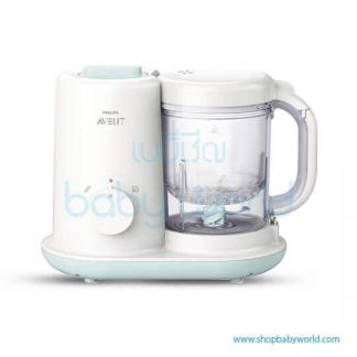 Philips AVENT: Steamer and Blender (2 Years Warranty), SCF862/02(4)