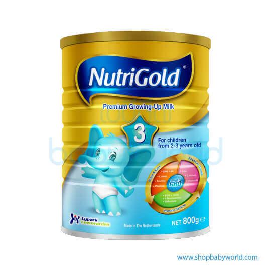 NutriGold SmartGro (3) 24-36 800g (12)