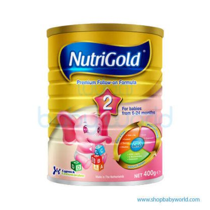 NutriGold Smart Gro (2) 400g(24)