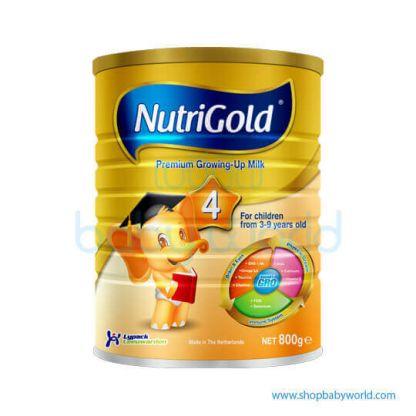 NutriGold SmartGro (4) 3y+ 800g (12)