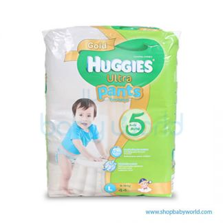 Huggies ULTRA PANTS BOY SUPER JUMBO L-44(3 )