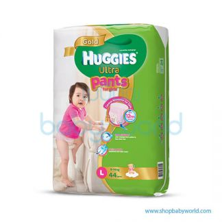 Huggies ULTRA PANTS GIRL SUPER JUMBO L-44(3 )