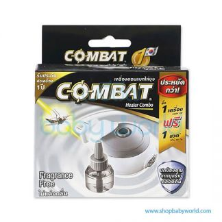 Combat heater+liquid fragrance free (12)