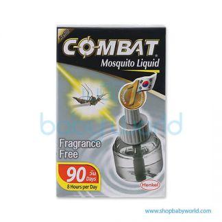 Combat Mosquito Liquid Fragrance Free (24)