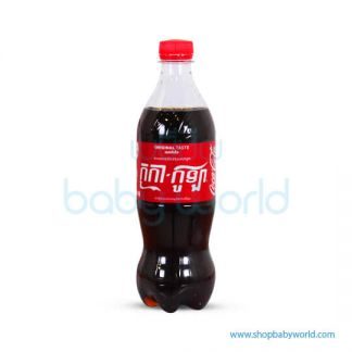 Coca-Cola 600ml 24 Bottles(24)