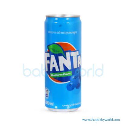Fanta BlueBerry 330ml 24C(24)