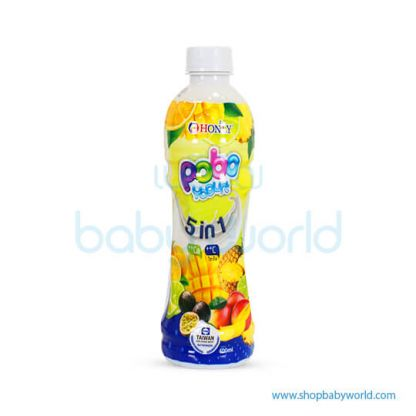 POBO Mix (5 in 1) 400ml(24)