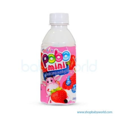 POBO Mini Srawbery 250ml(24)