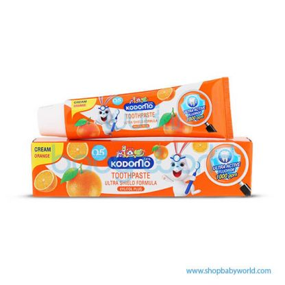 KDM Toothpaste Orange 40gmx36(36)