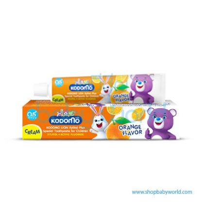 KDM Toothpaste Orange 80gmx36(36)
