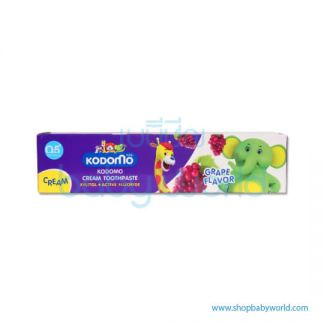 KDM Toothpaste Grape 80gmx36(36)