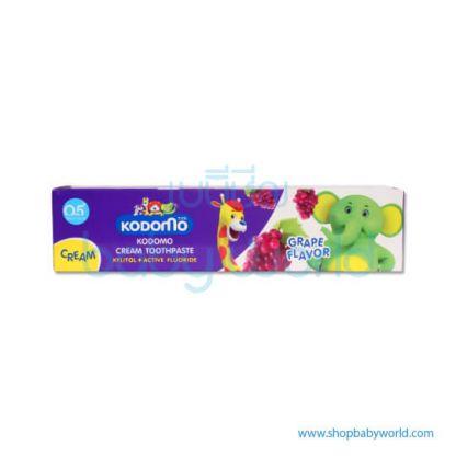 KDM Toothpaste Grape 80gmx36(36)