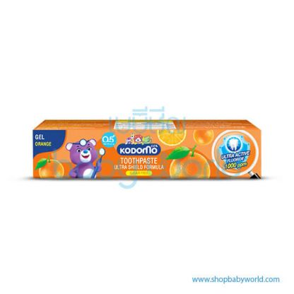 KDM Toothpaste Gel Orange 40gmx36(36)