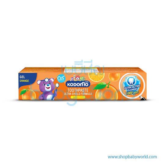 KDM Toothpaste Gel Orange 40gmx36(36)