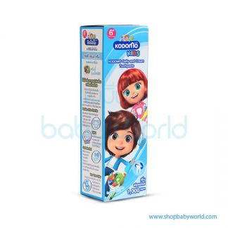 KDM Toothpaste Gel&Cream Bubble Fruit 80gx12(12)