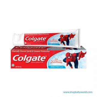Colgate Toothpaste Bubble Fruit Flavor 40g(12)