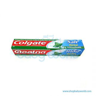 Colgate Toothpaste Salt Herbal Fluoride 35g(1)