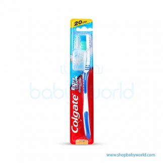 Colgate Toothbrush Extra Clean Tongue Clean(12)