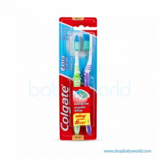 Colgate Toothbrush Extra Clean Soft-Twinpack(12)