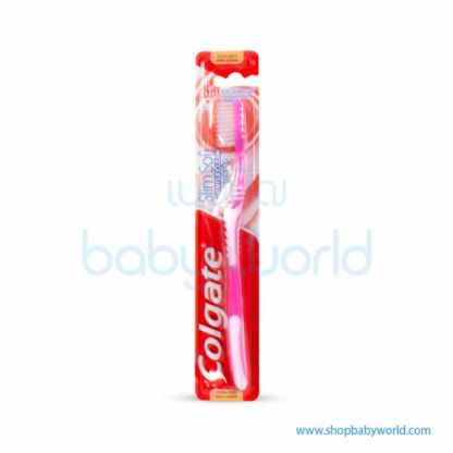Colgate Toothbrush Slim Soft Gentle Clean(12)