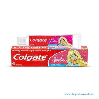 Colgate Toothpaste Kid Barbie 40g(12)