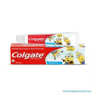 Colgate Toothpaste Kids Minions 40g(36)